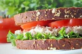 Tuna fish sandwich (27%)
