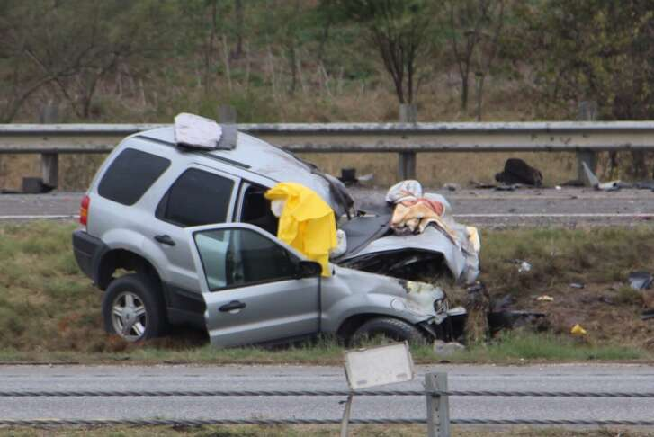 A teenage girl died Dec. 7, 2016, on an access road of Interstate 10 near Foster Road after crashing into a cement truck, according to police.