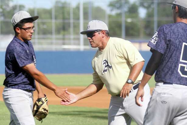 Mario Garcia is returning to the diamond as the head coach at St. Augustine after spending a year away from baseball.