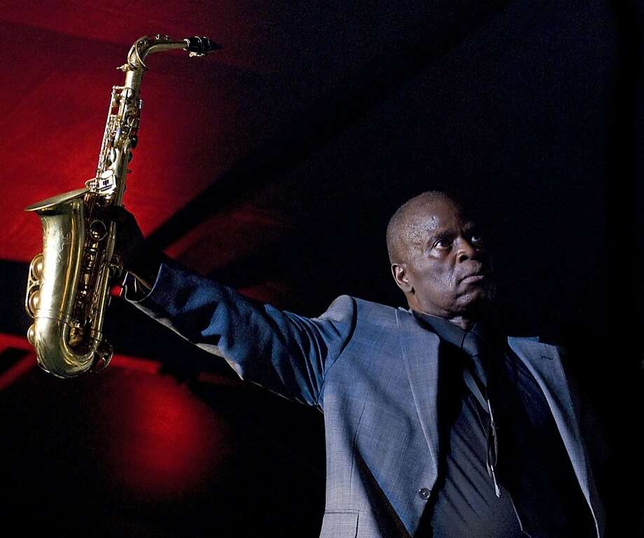 Maceo Parker will be at the SFJazz Center. Photo: Yoshi's