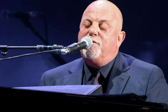 """Billy Joel performs at Madison Square Garden in August. He added """"Born to Run"""" to his set list there."""