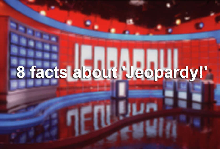 8 facts about 'Jeopardy!'