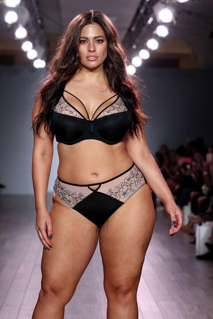 Fat-shamed Ashley Graham couldn't find a designer for her UK Vogue ...