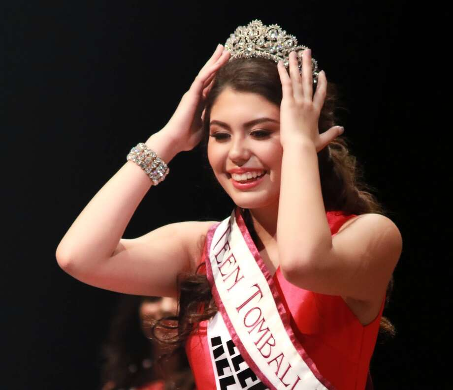 Kelly Kazibutowski, an honor student at Klein High School, will represent Tomball in the Miss Teen Texas Latina pageant next March in Fort Worth.