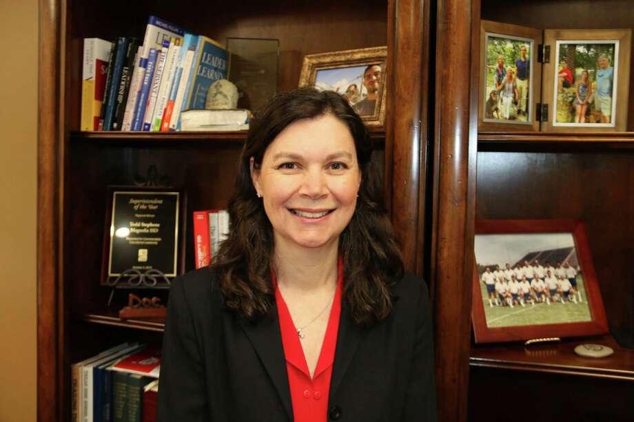 Sonja Ebel will fill the trustee position 2 vacancy on the Magnolia ISD school board left by Deborah Miller's resignation in October.
