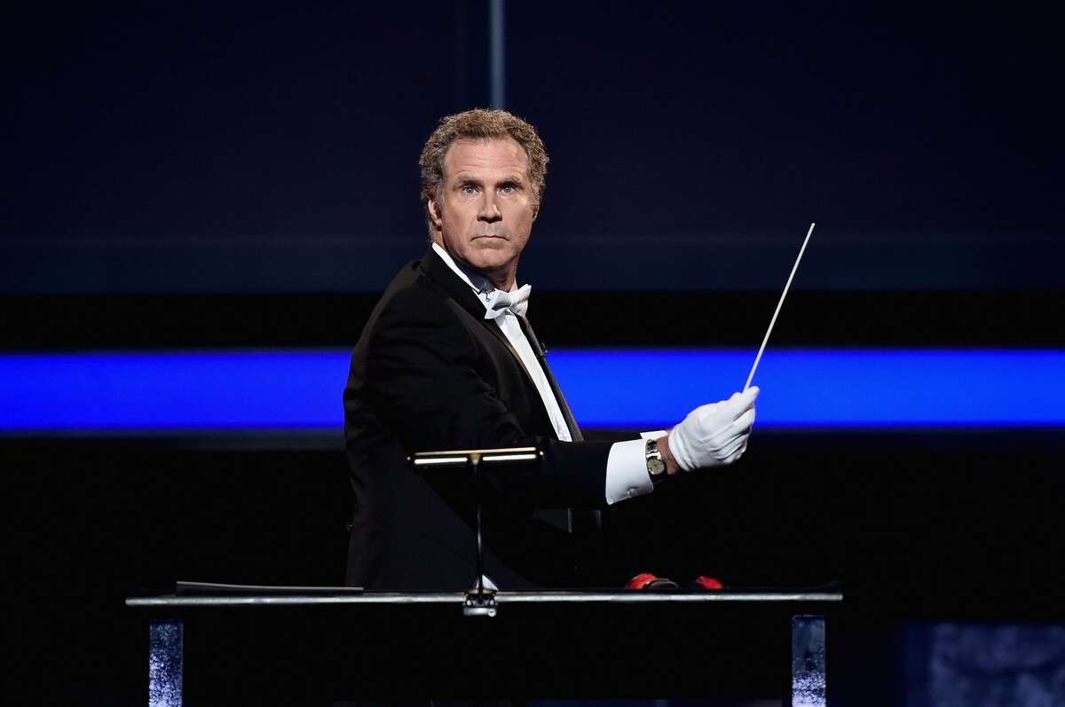 Actor Will Ferrell will deliver the commencement speech at his alma mater, the University of Southern California, on May 12.