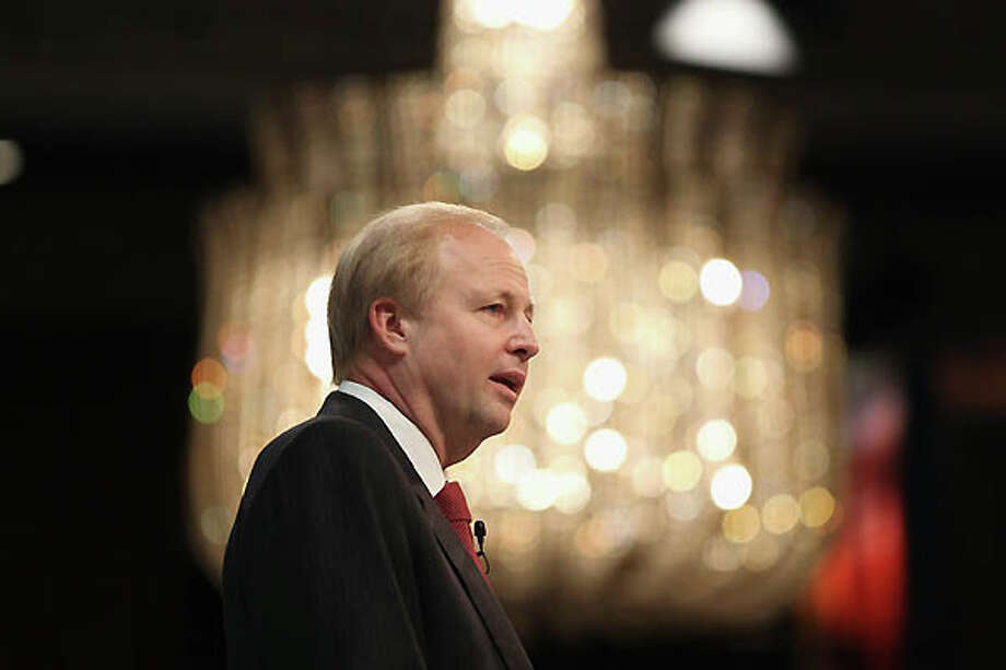 "BP CEO Bob Dudley: In 2008, he fled Moscow, saying he'd suffered ""sustained harassment"" by Russian authorities and business partners. Photo: Dan Kitwood"