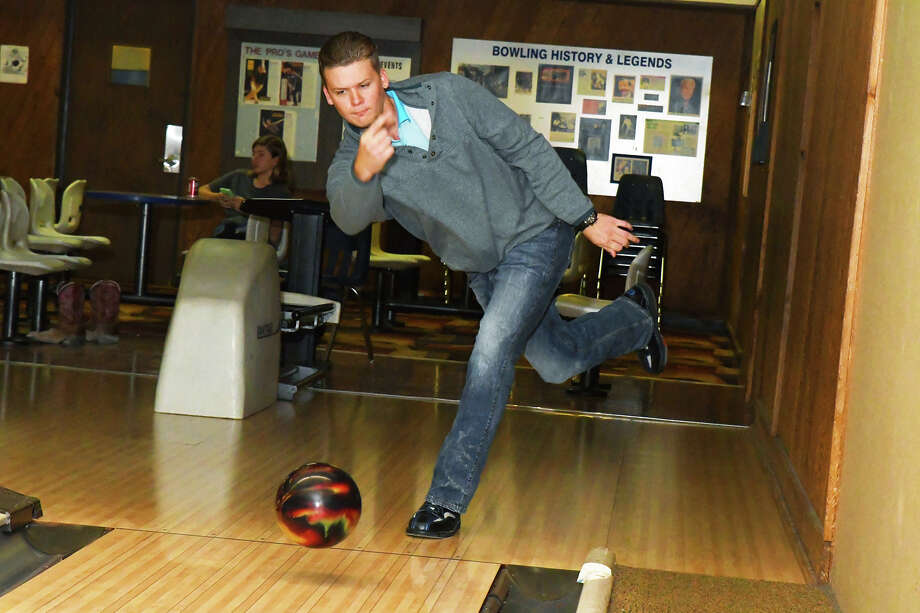 Cy-Fair High School alumnus Sean Osbourn has made Texas bowling history, becoming the first bowler from the Lone Star State to roll three consecutive 300 games. Osbourn, a 2011 Cy-Fair graduate, became the 30th player in recorded history to achieve the 900 set during a USBC-sanctioned league game at Copperfield Bowl on Nov. 21. He trained in youth bowling under Lauren Garcia at the Copperfield Bowl. Photo: N/a