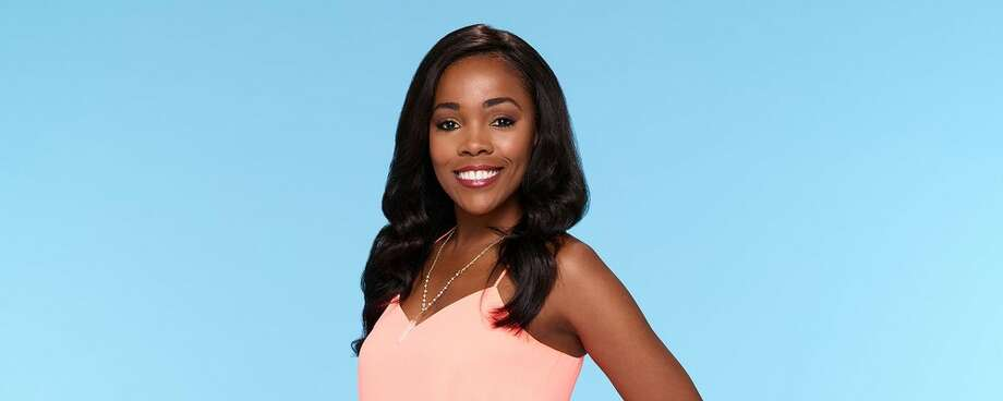 Jasmine, a Golden State Warriors dancer and current contestant on 'The Bachelor.' Photo: ABC