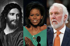 Jesus Christ, Michelle Obama and Gregg Popovich were among the write-in candidates for president during the 2016 election in San Antonio.