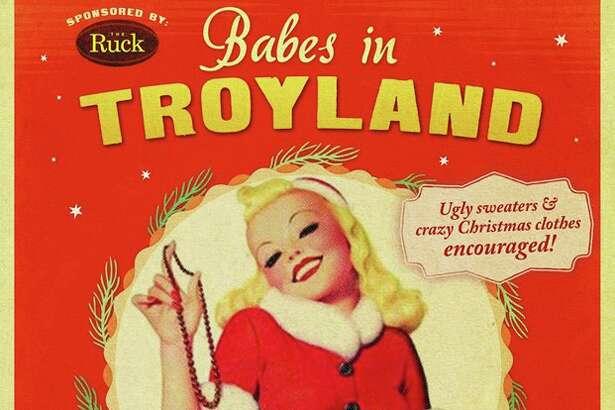 Babes in Troyland Holiday Flea