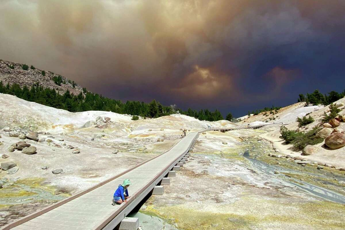 How evacuations work in California's remote, rural areas
