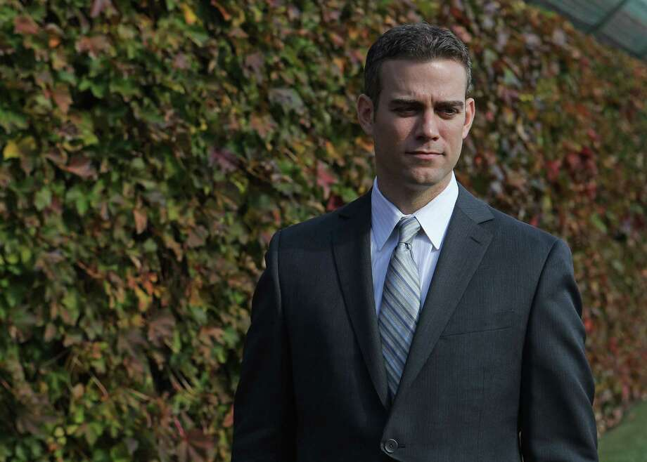 1. Theo Epstein - Chicago Cubs President of Baseball Operations Photo: Jonathan Daniel, Staff / 2011 Getty Images