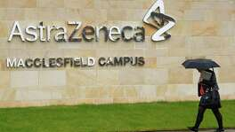 British-based pharmaceutical company AstraZeneca says it is eliminating about 700 jobs in its U.S. commercial business, including sales and non-sales jobs.