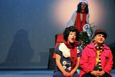 "The Wilton Playshop presents ""A Charlie Brown Christmas,"" an animated television special based on the comic strip Peanuts by Charlie Schulz, from Dec. 9-11."