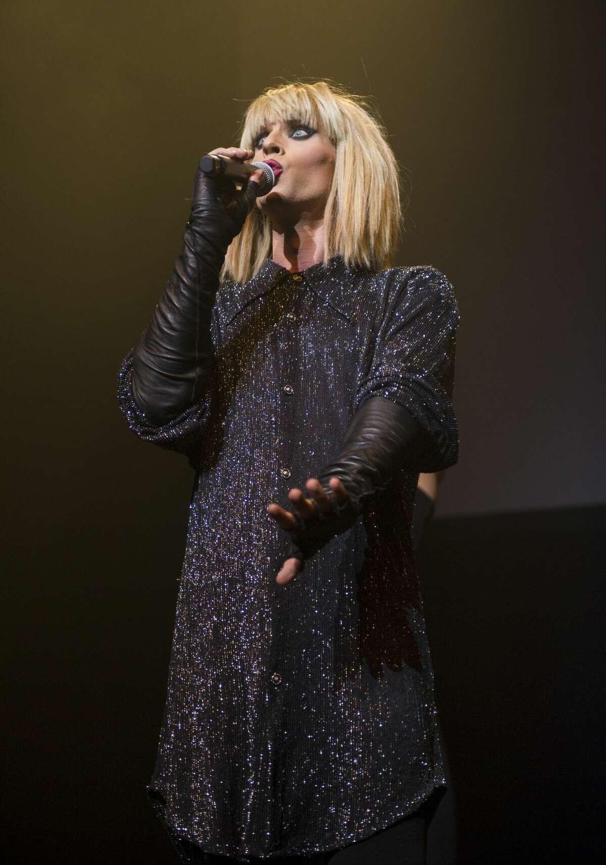 Katya performs during RuPaul's Drag Race