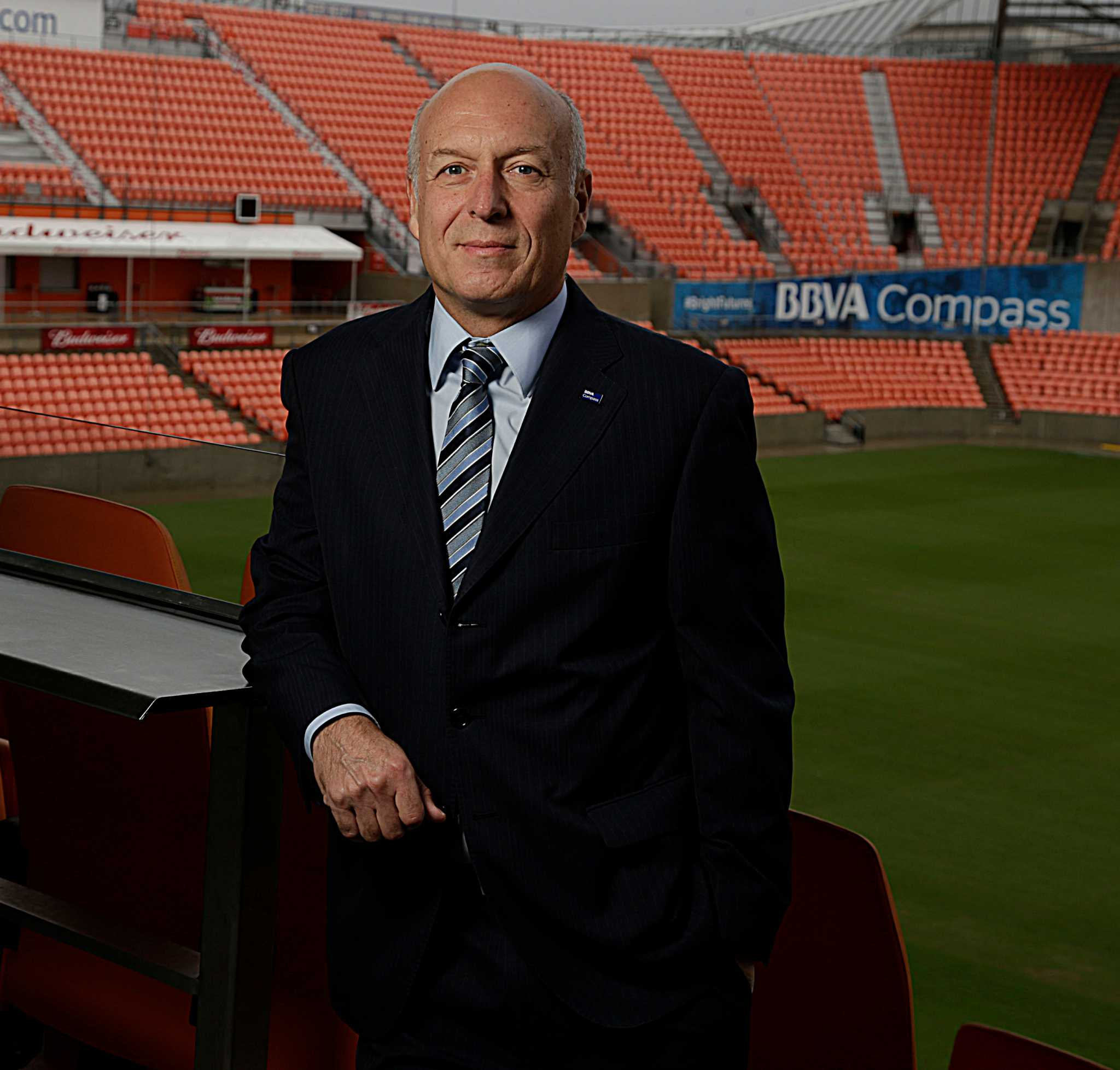 BBVA Compass settles in for the long haul in Houston