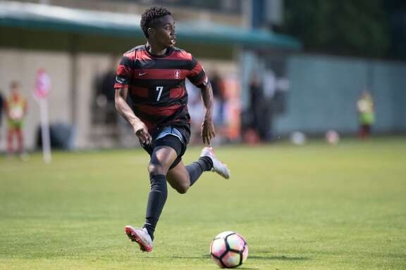 Stanford, CA: Stanford Cardinal host Oregon State Beavers at Cagan Stadium