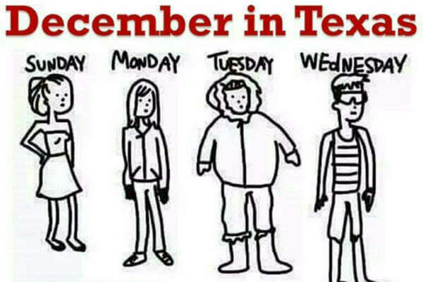 """#Texas #winter"" 