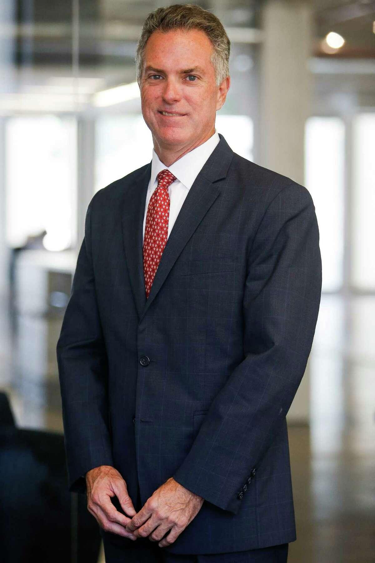 Edboard headshot of candidate John Luman Wednesday, Sept. 21, 2016 in Houston.