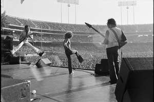 """The Who at """"Day on the Green,' Oct. 1976, from """"Total Excess"""""""