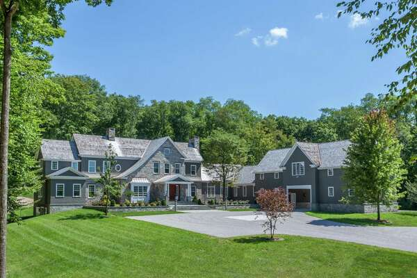 This is the only high-end home in Litchfield County that's being built without a specific client. The builders, Corbo Associates Inc. in Roxbury, have also been recognized nine times by the Connecticut Homebuilders Association.  The home is 9,000 square feet, located on Nettleton Hollow Road in Washington.