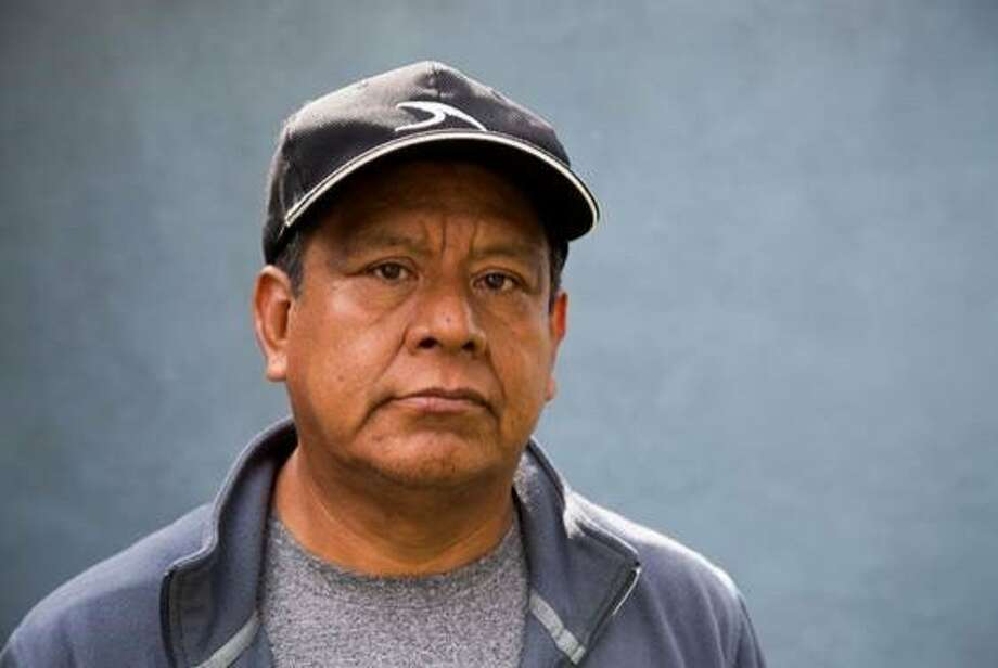 Bartolo Chavez, resident and community activist of Arvin, California. Photo: Emily Wathen / Environmental Working Group