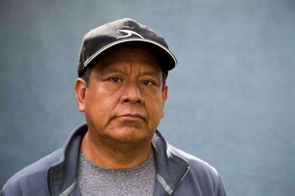 Bartolo Chavez, resident and community activist of Arvin, California.