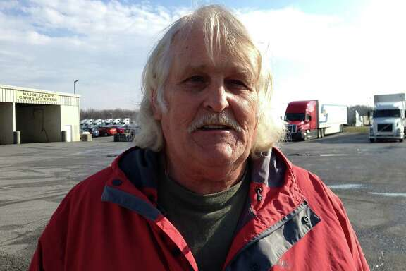 The trucking industry says there should be one uniform national rule on work hours for interstate truckers.
