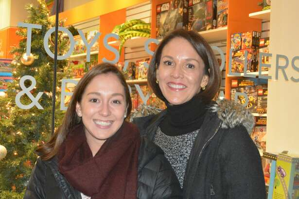 """Fairfield's annual Holiday Shop N Stroll was held on December 8, 2016. Adults shopped and dined at Fairfield businesses while kids were invited to enjoy crafts, activities and pizza at """"Kids Night Out."""" Were you SEEN?"""