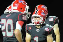 Defensive back Tommy Root and New Canaan are familiar with Windsor, having faced them in last year's semifinals.