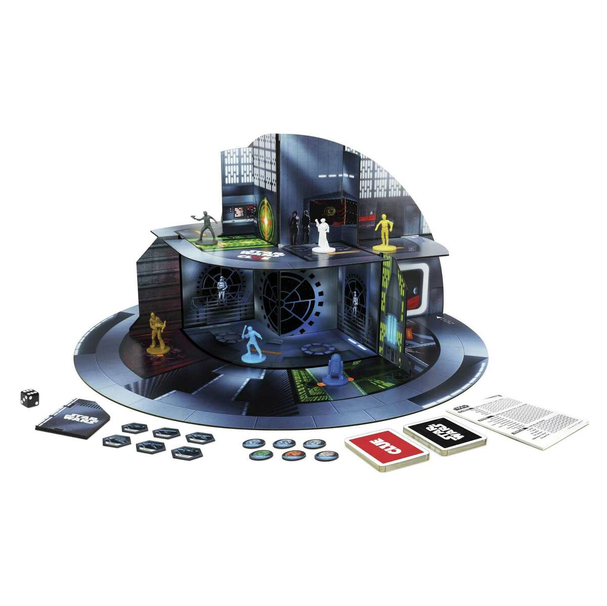 """An out-of-the-box look at Clue Game: """"Star Wars"""" Edition proves it breaks the mold of the convention board game."""