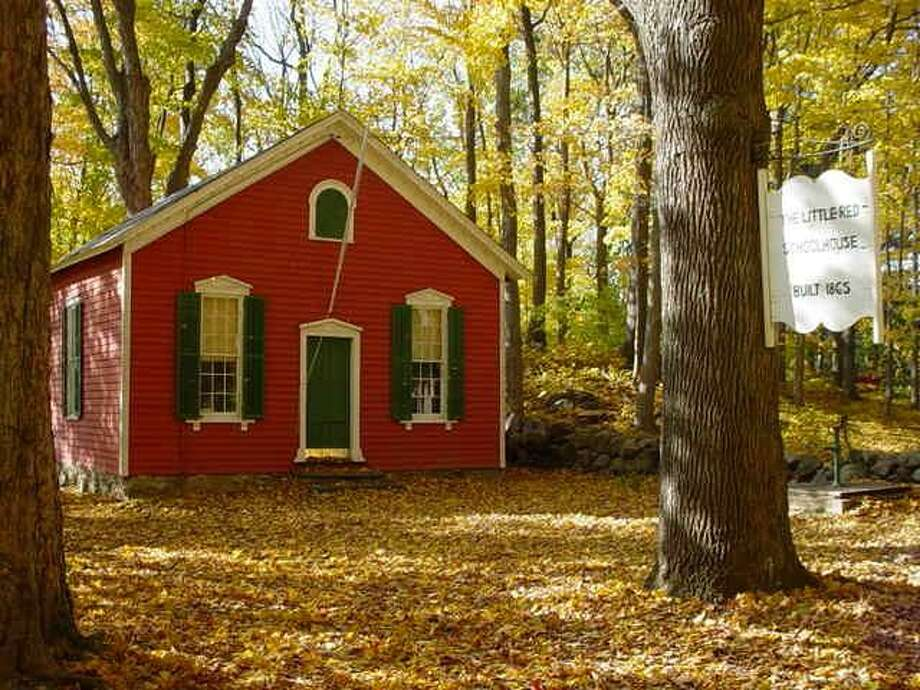 Opening its doors in 1868, this Carter Street treasure was Connecticut's last operating one-room schoolhouse when it closed in 1957. Photo: Contributed Photo