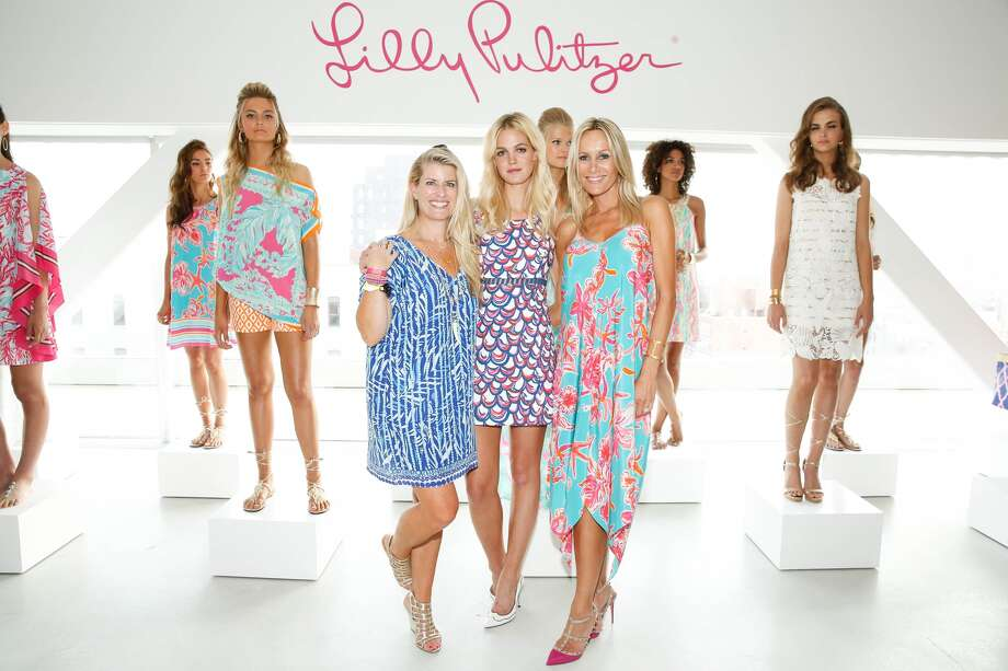 Houston's first Lilly Pulitzer store hosts its grand opening Friday Dec. 9 and Saturday, Dec. 10.>>Keep clicking for a look at things Texas sorority girls love