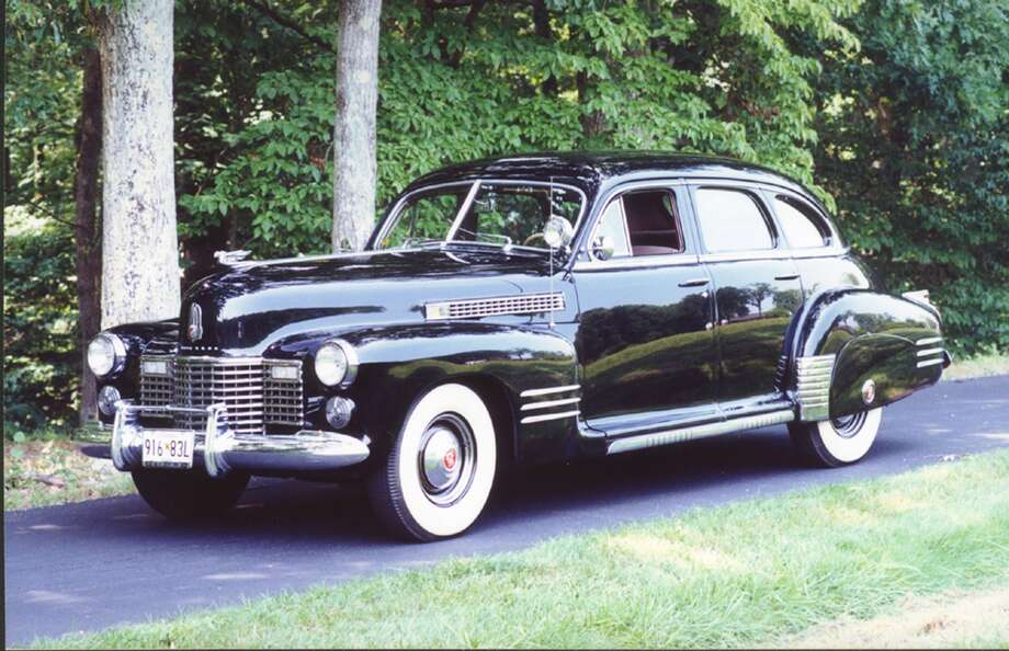 The 1941 Cadillac Model 63 had 57,000 miles on the odometer when Manning Clagett bought it. Photo: Motor Matters