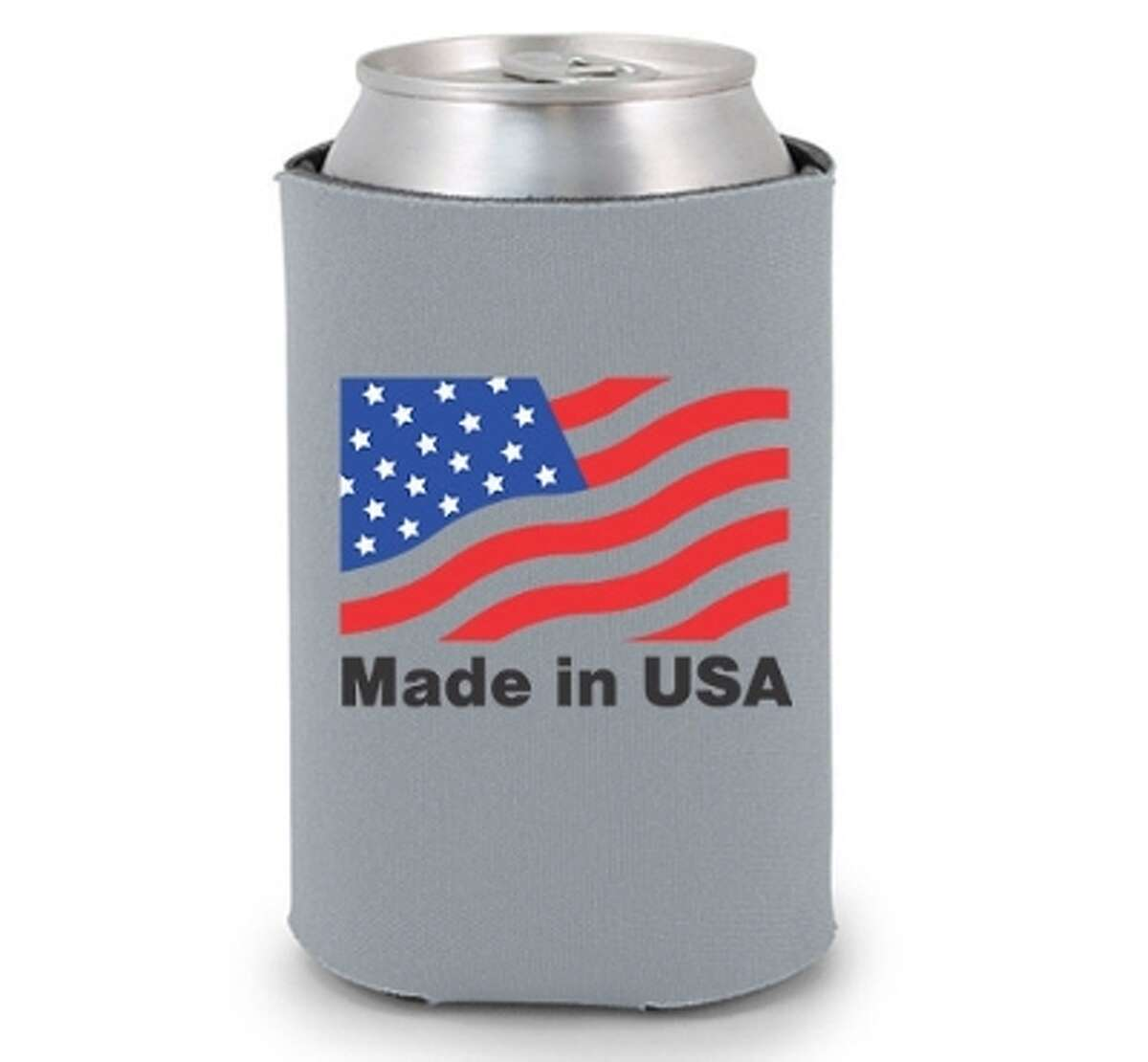 Express Imprint is keeping up with its production of custom Koozies in the USA.