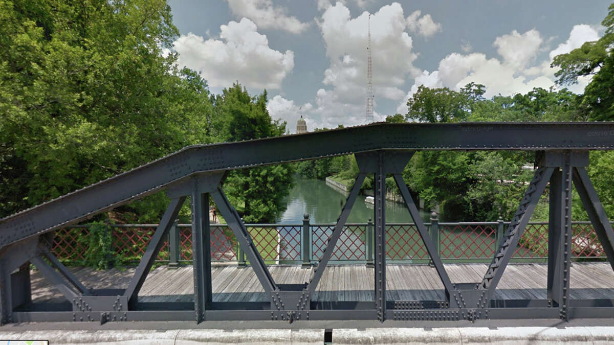 A body was found Dec. 9, 2016, in the San Antonio River near Washington and East Arsenal Streets in downtown San Antonio.