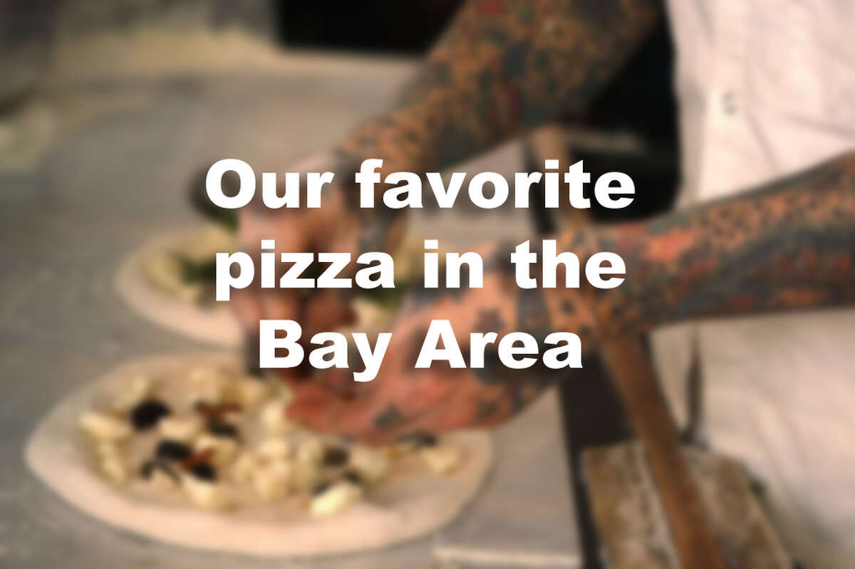 Our favorite pizza in the Bay Area