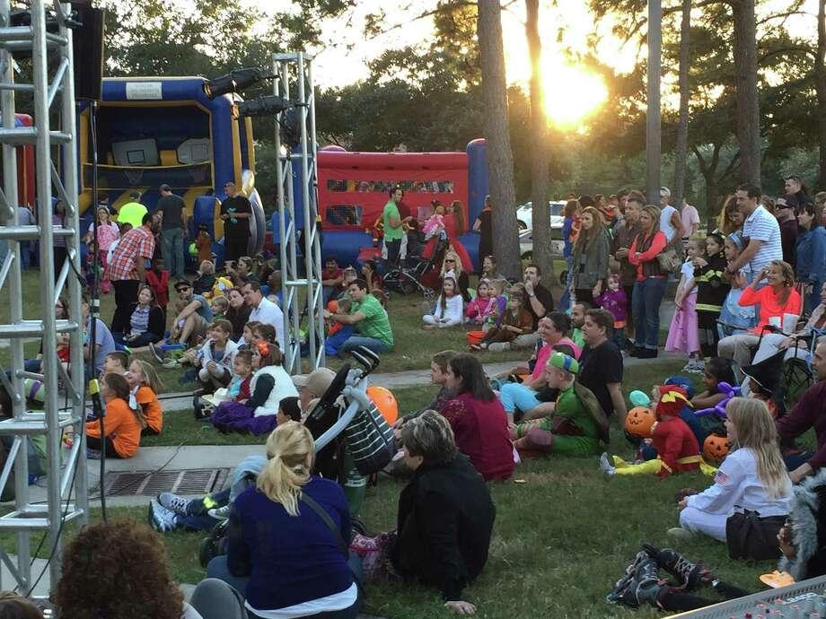 Light the Night celebration set Oct. 31 in Kingwood Photo: Courtesy
