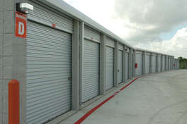 BUSINESS -- Non- climate controlled units at Austin Highway Self Storage Thursday June 22, 2006.