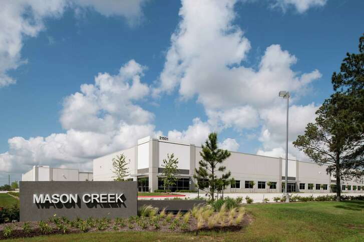 Transwestern finished the Mason Creek Business Park in 2014.