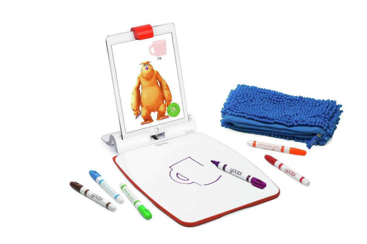 Osmo Creative Sets combines tools, games and technology to foster creativity and problem solving skills.
