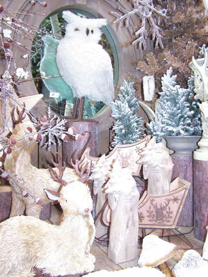 Waiting for you to bring them home for Christmas are Father Christmas, woodland creatures and more of your favorite Christmas critters. Save 50 percent on everything Christmas at Flowerland! Photo: Photo By Paul Wiseman