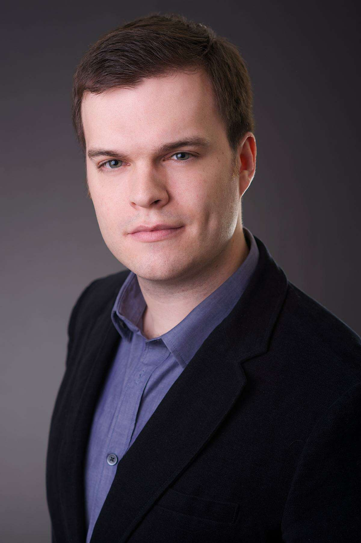 Tenor David Blalock will be a featured performer Saturday, Dec. 17, with the Greater Bridgeport Symphony in Bridgeport.
