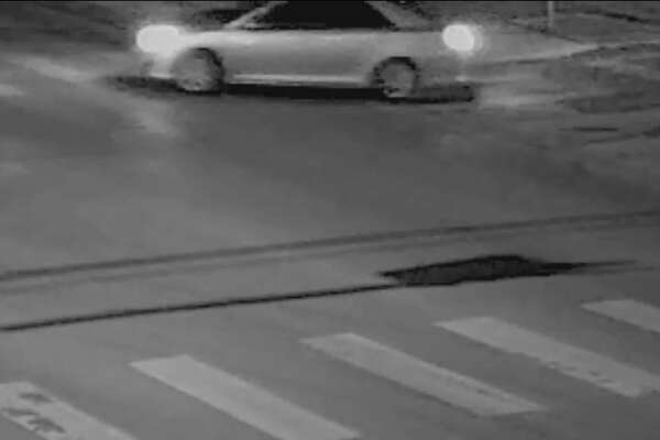 San Antonio police say that people in this vehicle were involved in a double shooting that resulted in one death on Sept. 13, 2016. The driver is described as a Hispanic male and he had two Hispanic female passengers. The car is described as a silver or gray Chrysler 200 or a Dodge Avenger.