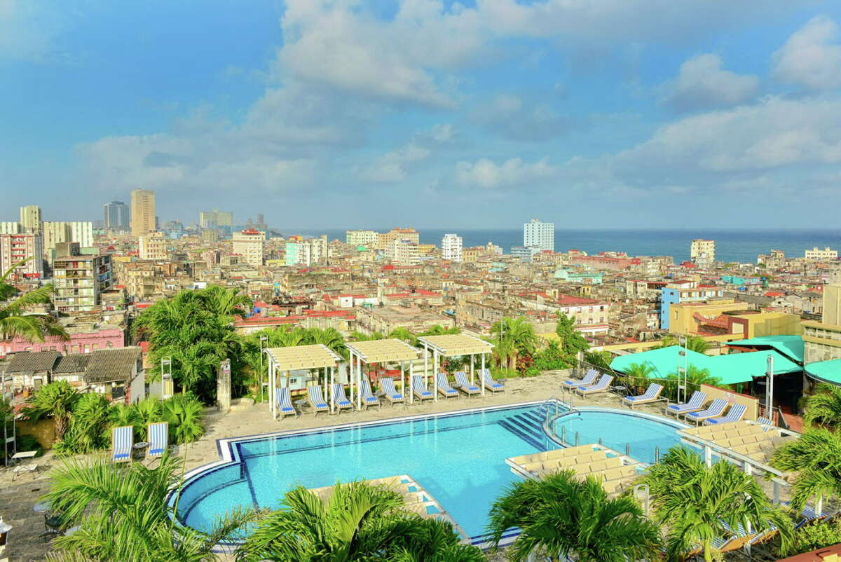 What do you get the girl who has everything? How about a trip to Cuba?