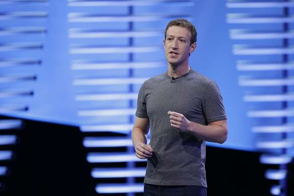 FILE- In this April 12, 2016, file photo, Facebook CEO Mark Zuckerberg speaks during the keynote address at the F8 Facebook Developer Conference in San Francisco.  Facebook says, Wednesday, Nov. 16,  it will work with independent companies like Nielsen and comScore to review its metrics after it uncovered new problems with the data it provides to advertisers and publishers that use its network.  (AP Photo/Eric Risberg, File)