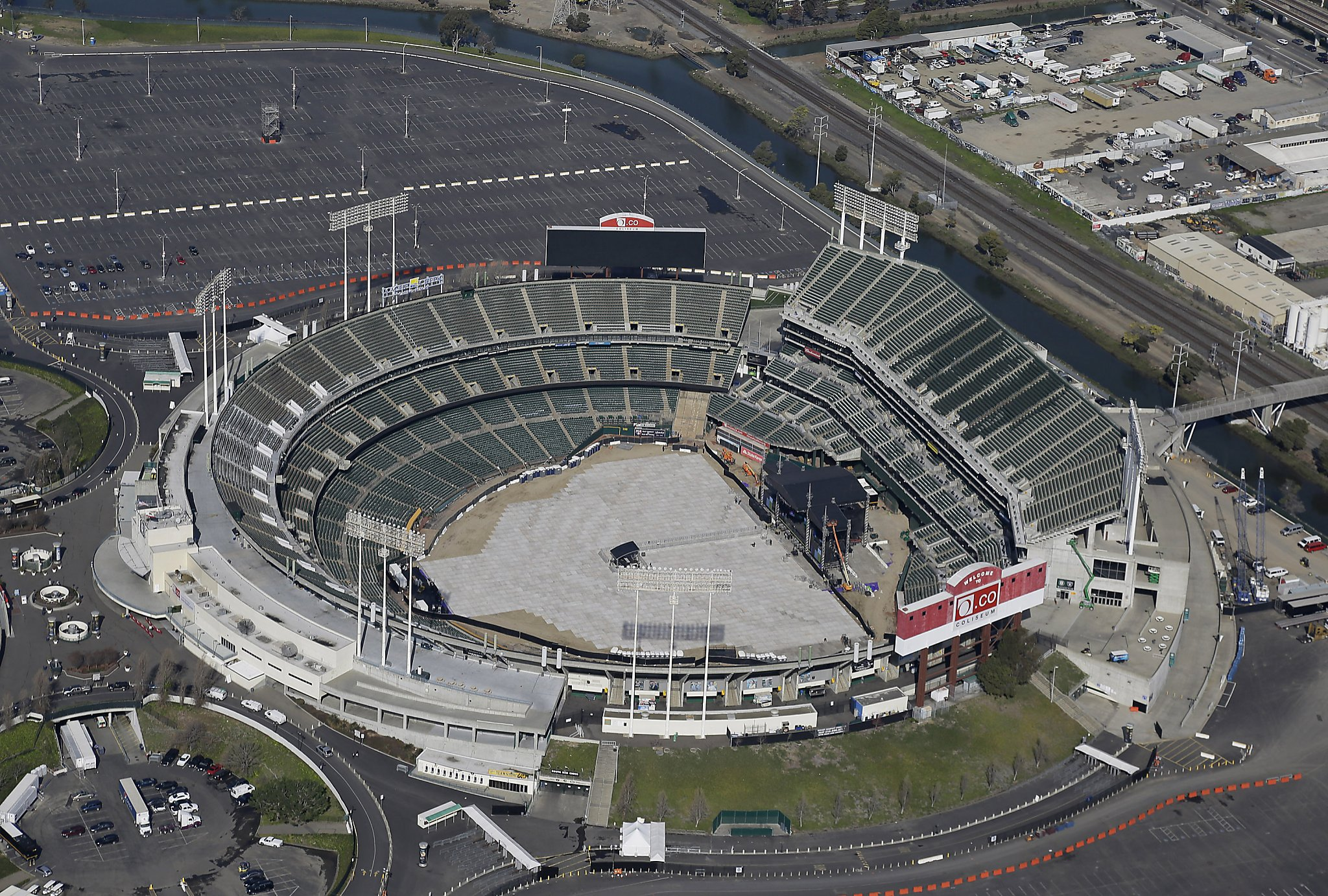 Helping To Build Stadium A Poor Priority For Oakland San
