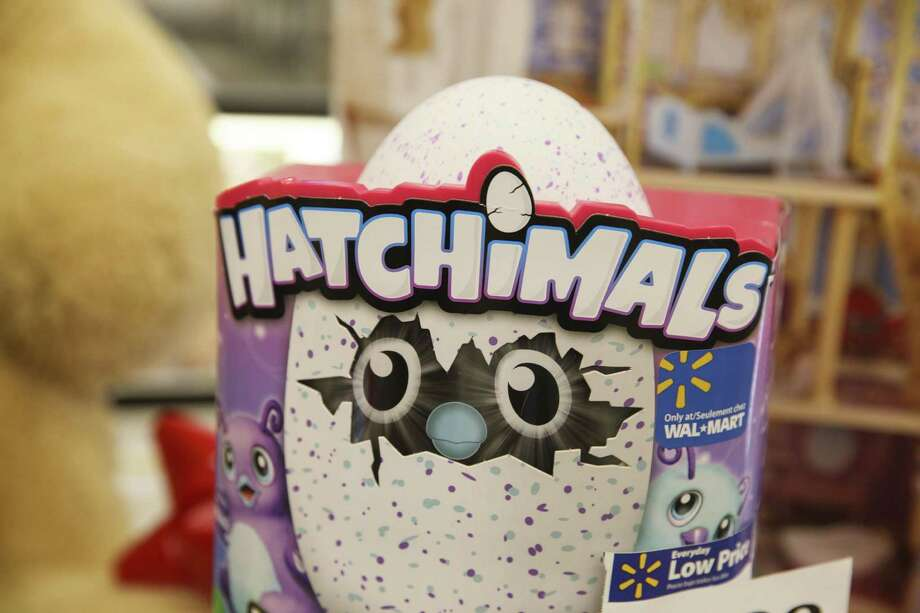The Hatchimals Hatching Egg toy is displayed with Black Friday specials at a Wal-Mart Stores Inc. location in Burbank, California, U.S., on Tuesday, Nov. 22, 2016. Consumer hardline retailers are hopeful Black Friday will provide a strong start to the holiday shopping season, but any lift may come at the expense of margins, as the landscape has become increasingly promotional. Photographer: Patrick T. Fallon/Bloomberg Photo: Patrick T. Fallon / Bloomberg / © 2016 Bloomberg Finance LP