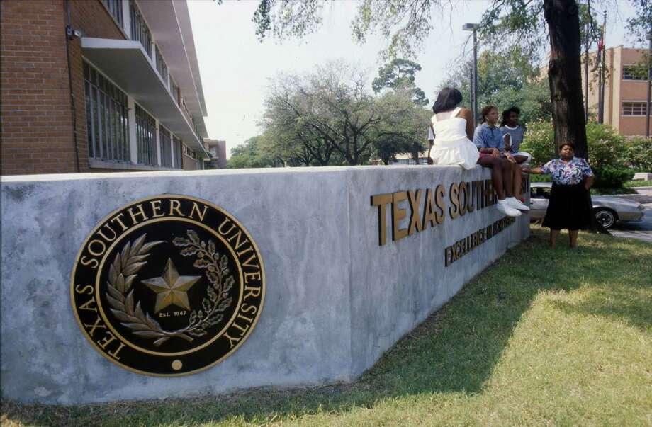 Texas Southern University. (Chronicle File Photo) Photo: Micheal Boddy, HP Staff / Houston Chronicle